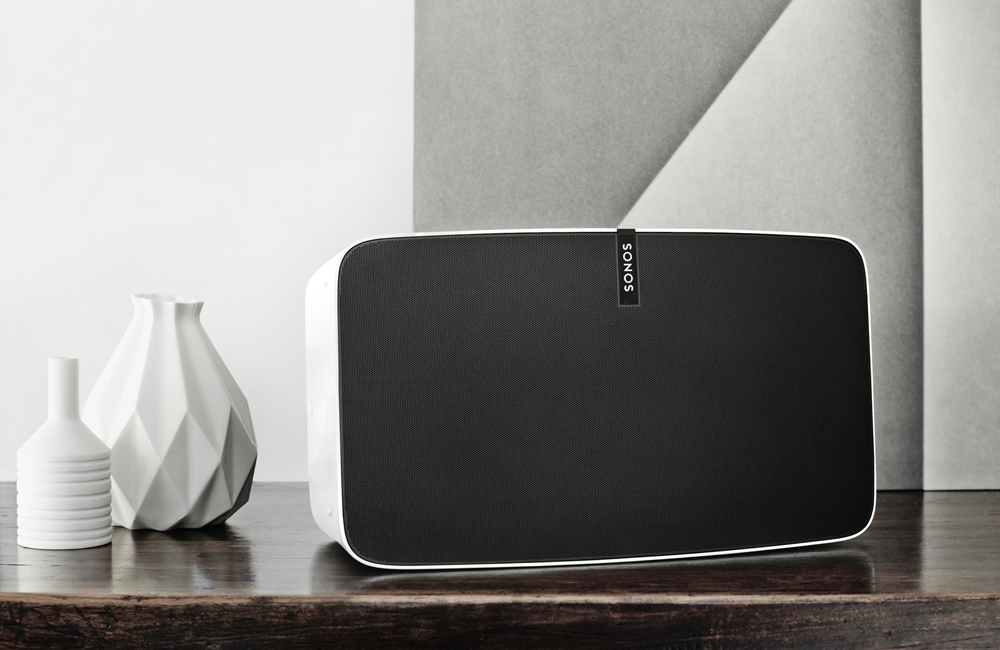 Sonos Multiroom Audio von axeon